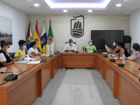 Puerto del Rosario dota de recursos antiCovid a los centros educativos del municipio