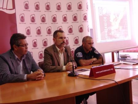 LOS BOMBEROS DE PUERTO DEL ROSARIO REALIZARON 411 INTERVENCIONES DURANTE EL PASADO AÑO 2010