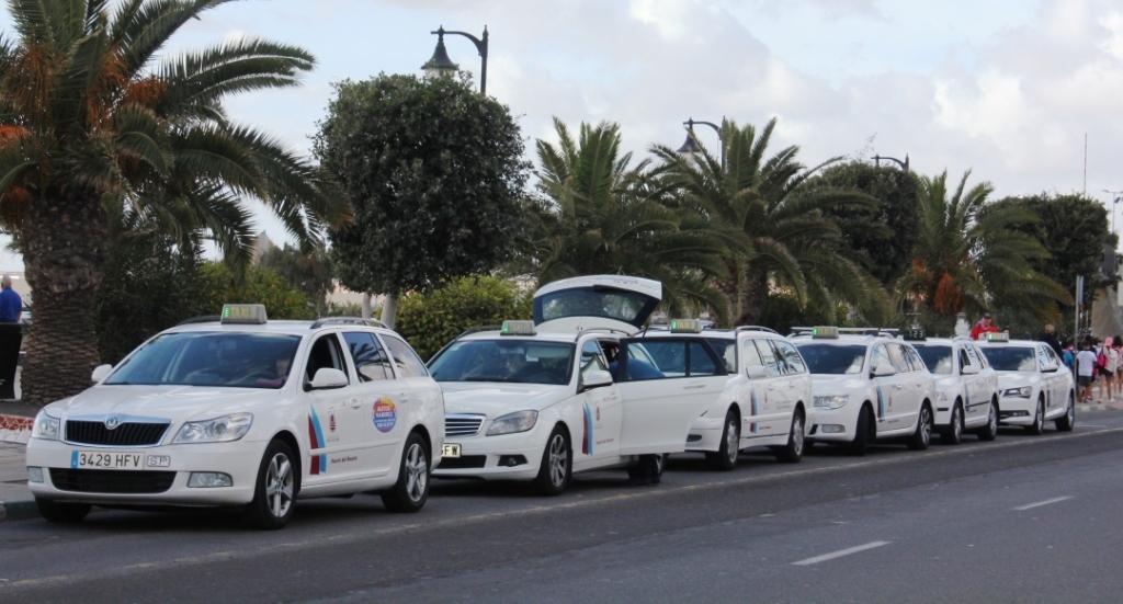 Descuento en los taxis para personas con movilidad reducida y mayores