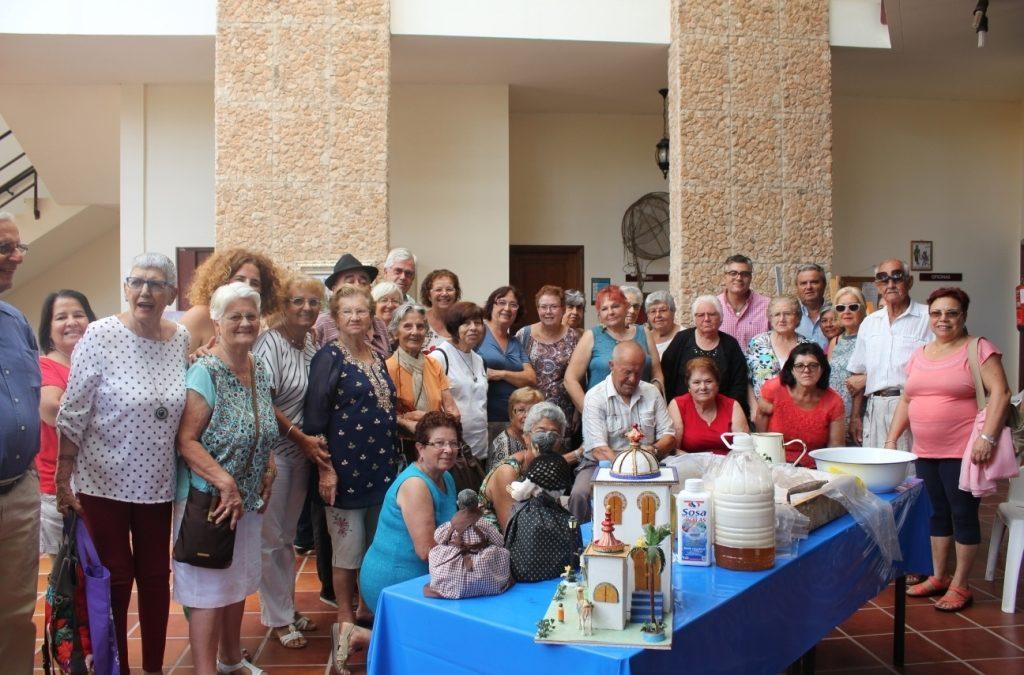 Día Internacional de las personas con edad en el Centro de Mayores