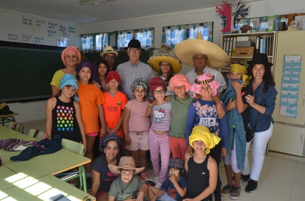 Clausura del programa intercultural » Escuelitas de Colores»