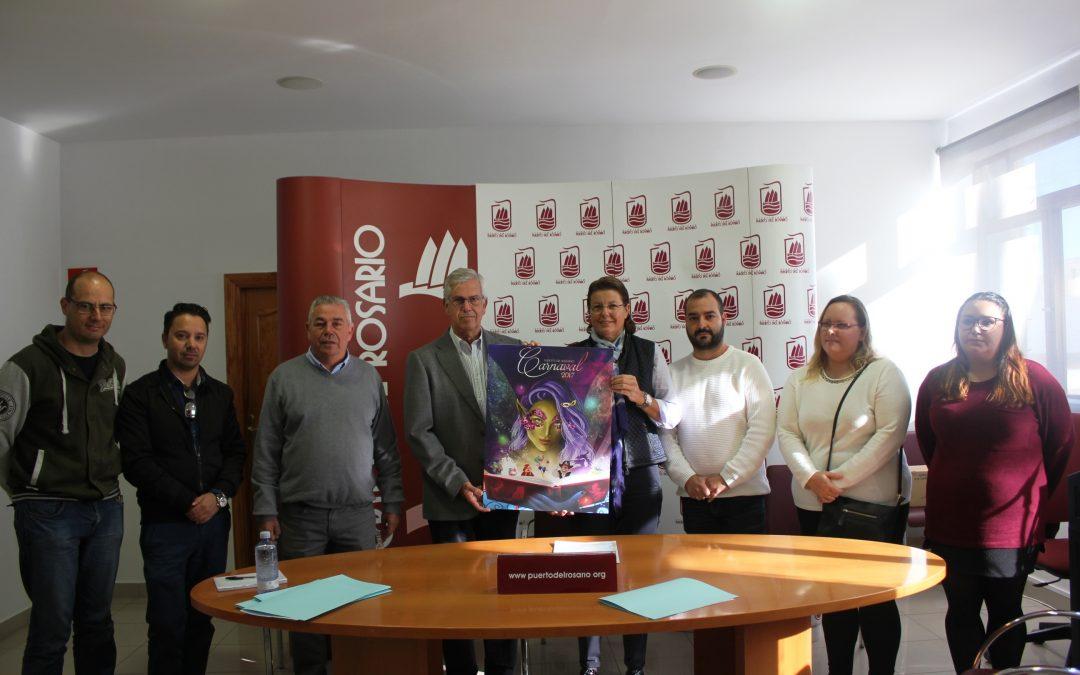 Puerto del Rosario ya tiene su cartel del Carnaval 2017