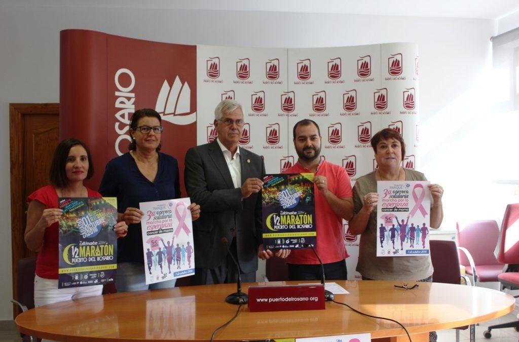 Participación sin precedentes en la Media Maratón de Puerto del Rosario