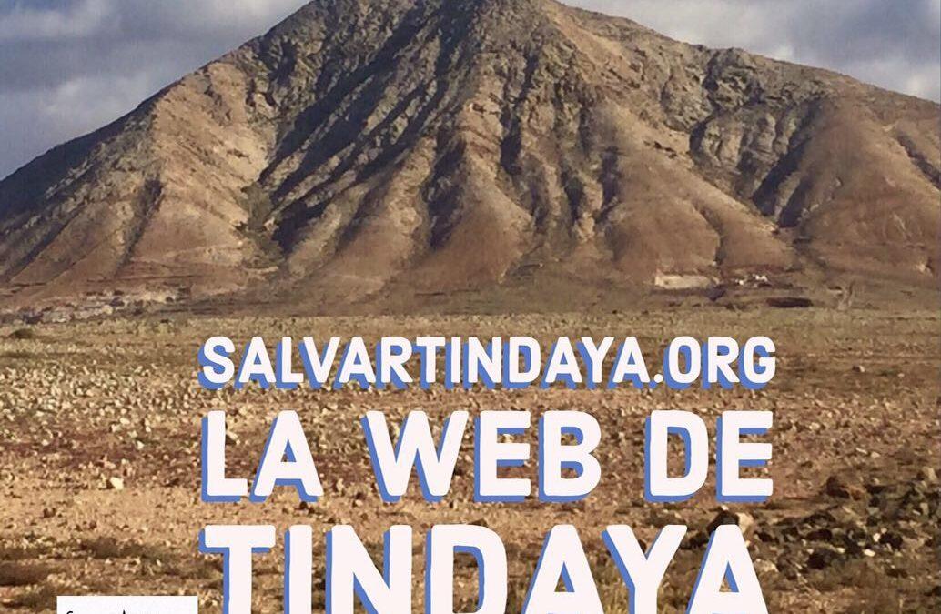 Se presenta, en la Biblioteca Pública municipal, la web sobre Tindaya