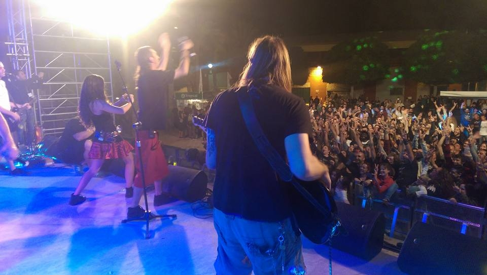 Lebrancho Rock crece con un cartel de mayor proyección y un nuevo público