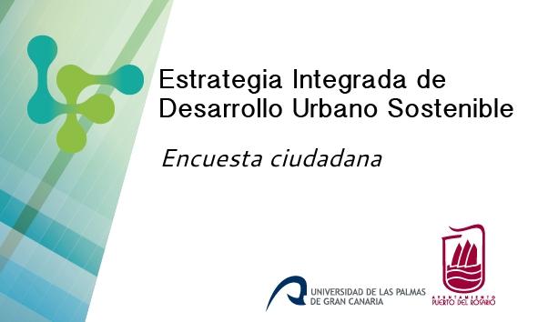 Encuesta Ciudadana sobre Desarrollo Urbano Sostenible