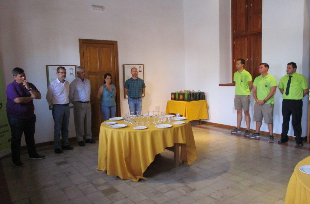 El Ayuntamiento colabora en la reapertura del complejo cultural de Ampuyenta