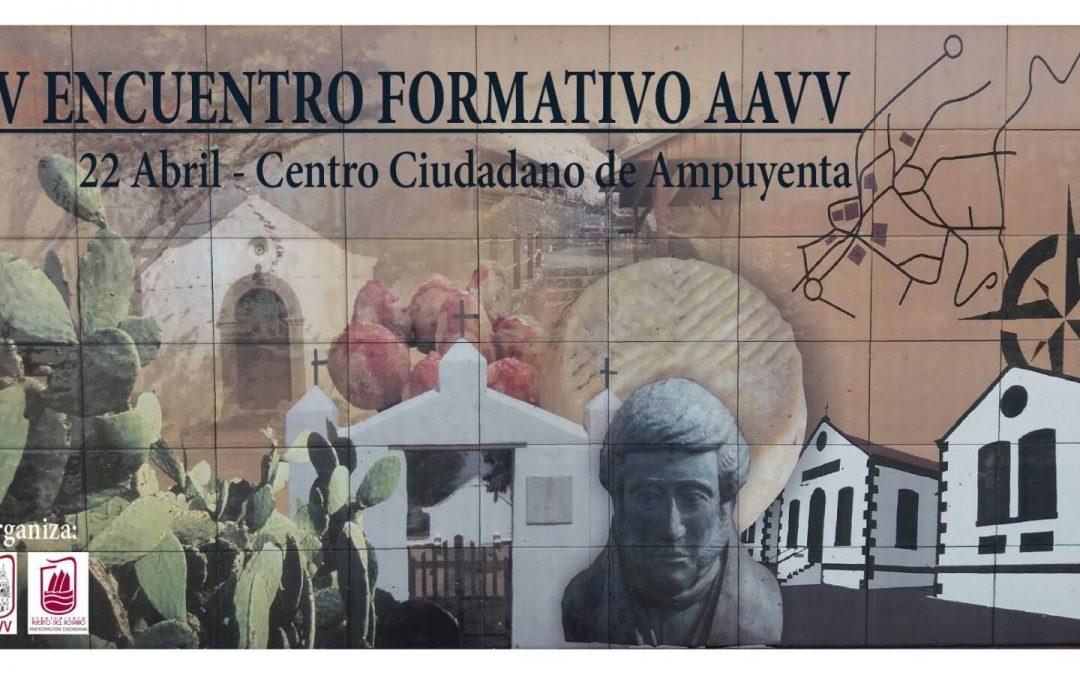 IV Encuentro Formativo de Asociaciones de Vecinos del municipio