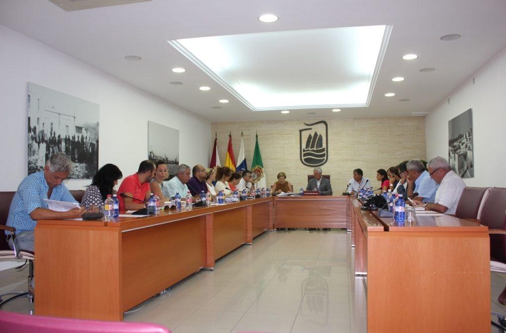 Los Portavoces de los Grupos de la Oposición serán liberados parcialmente
