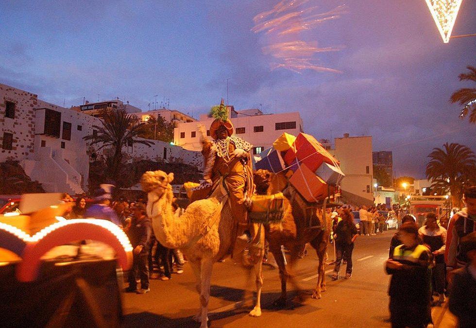 Cabalgata de Reyes el martes, 05 de enero a partir de las 17:30h.