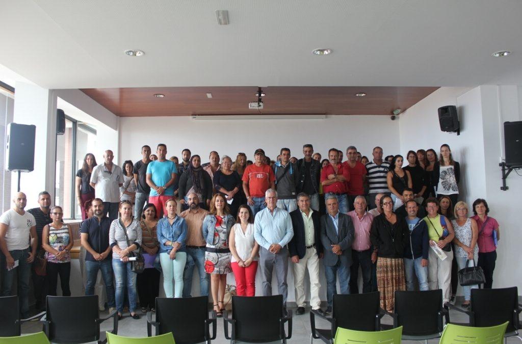 «Puerto Activo» emplea a más de 50 personas de todas las edades