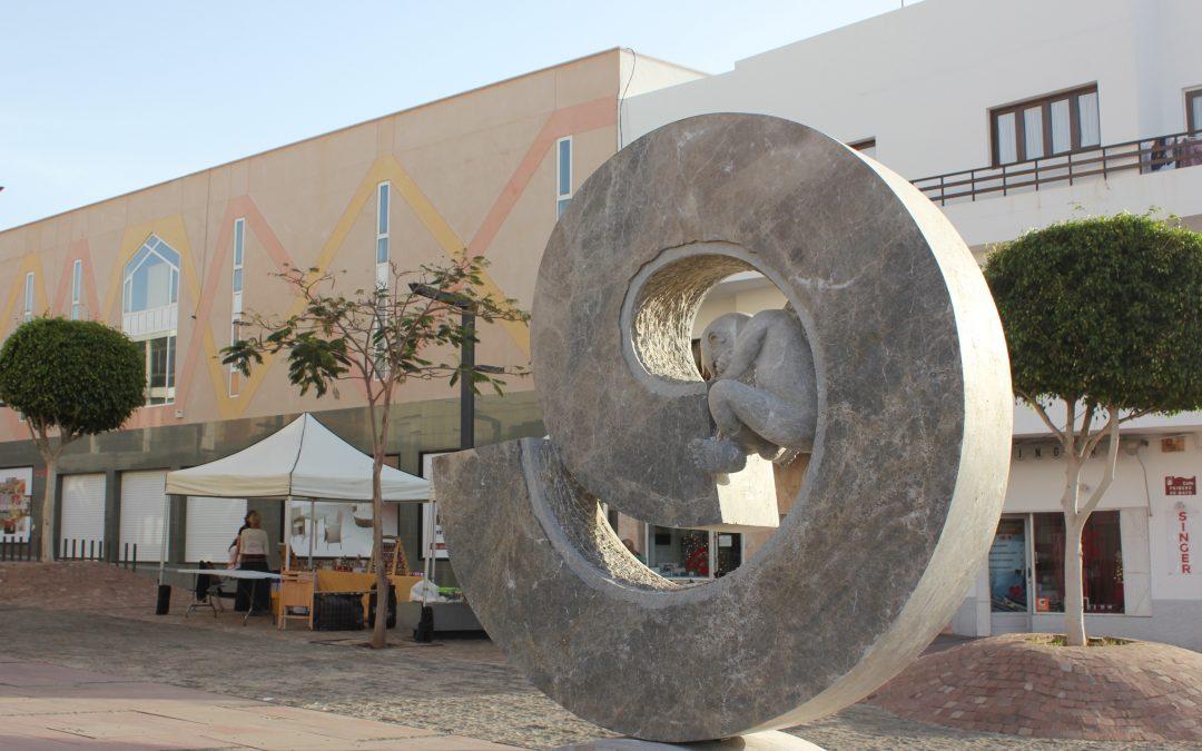 Entrega de premios a los escolares del concurso «Mi Escultura favorita»