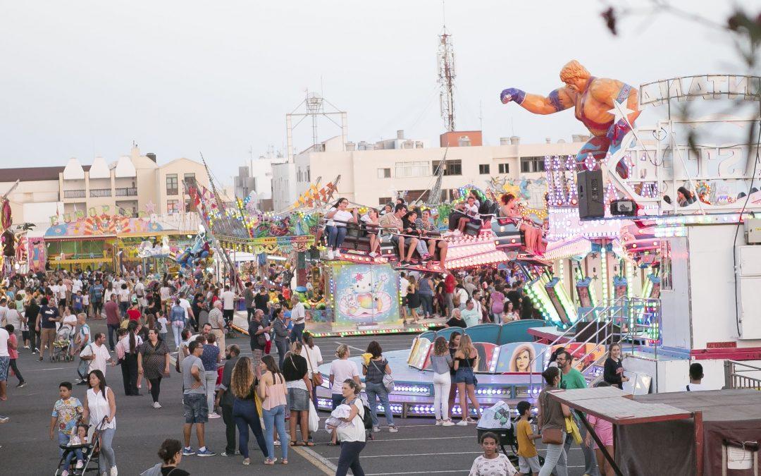 Las Fiestas del Rosario continúan con actividades para toda la familia