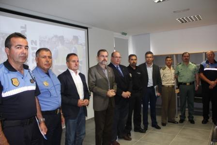 134.535 SERVICIOS REALIZADOS POR LA POLICIA LOCAL CAPITALINA DURANTE 2012