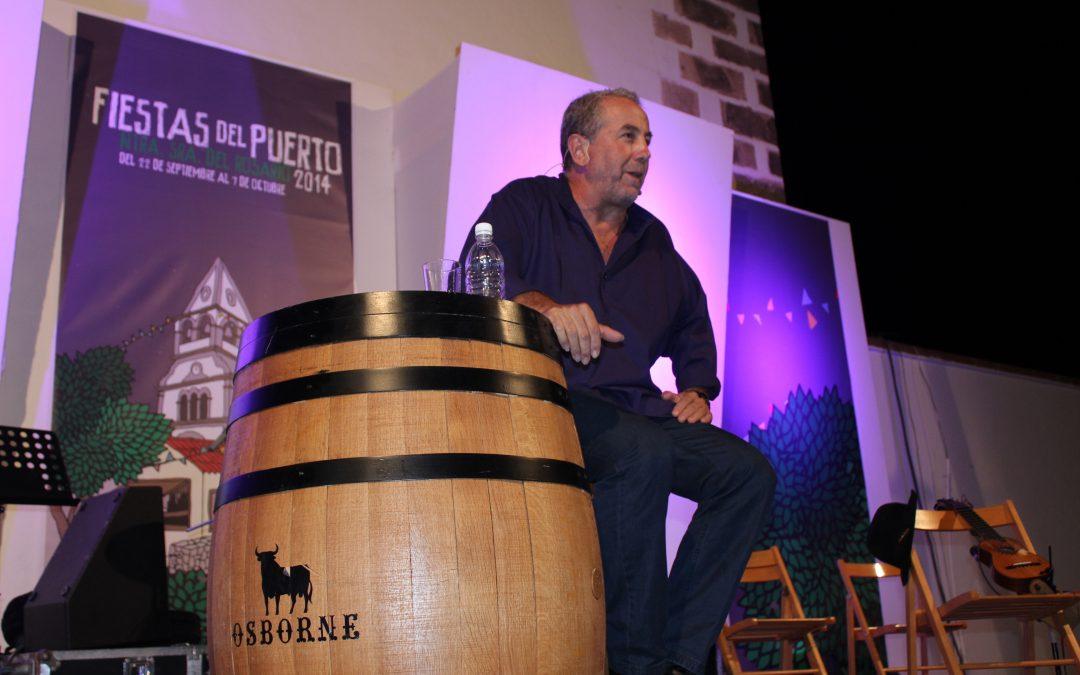 Domingo «El Colorao» recorre la historia de Puerto a través de la música popular