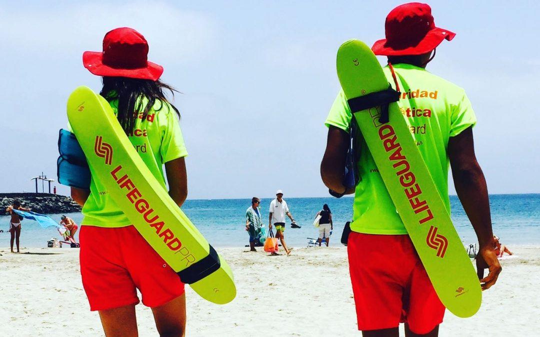 Culmina con éxito el servicio de vigilancia y socorrismo de playas