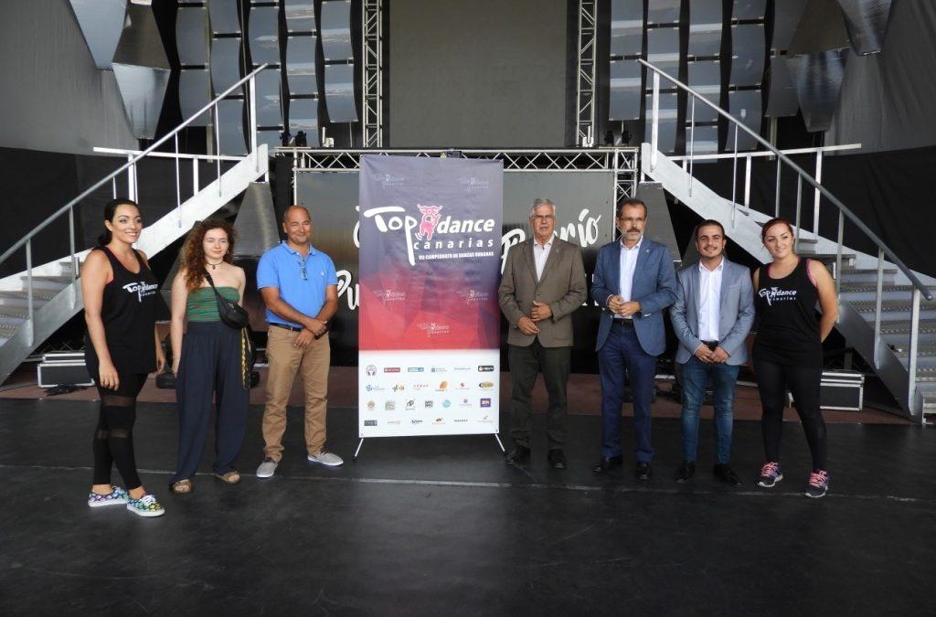 Más de 700 participantes en el VII Campeonato de Danzas Urbanas «Canarias Top Dance»
