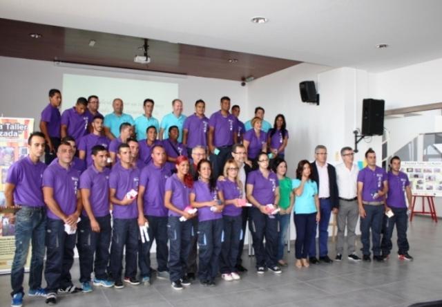 La Escuela Taller La Azada culmina dos años de formación y empleo