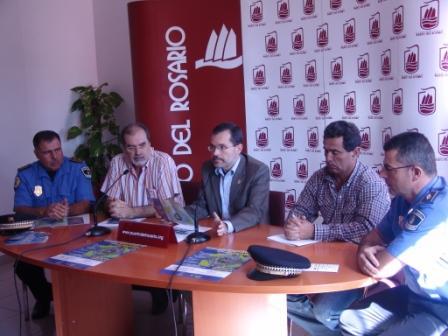 EL CORRECTO USO DE LA CIRCULACIÓN EN ROTONDAS, OBJETIVO DE LA PRESENTE CAMPAÑA DE EDUCACIÓN VIAL DE LA POLICIA LOCAL CAPITALINA