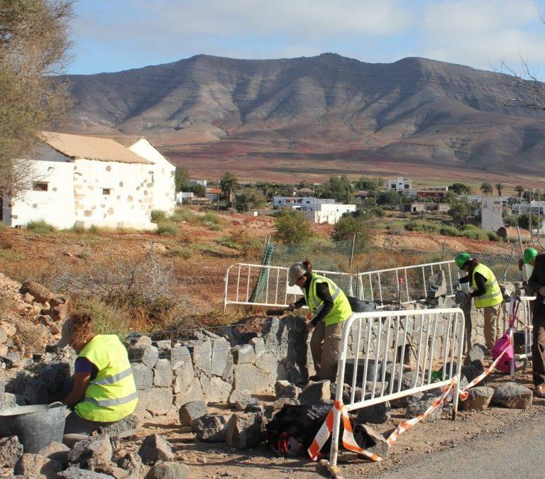 Se clausura el programa de formación y empleo «Puerto Construye»