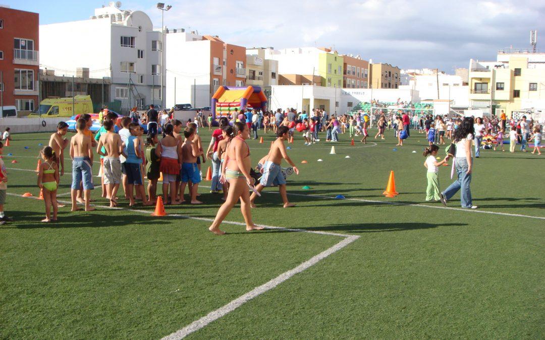 Se clausura el Segundo Turno de las Escuelas Deportivas de Verano