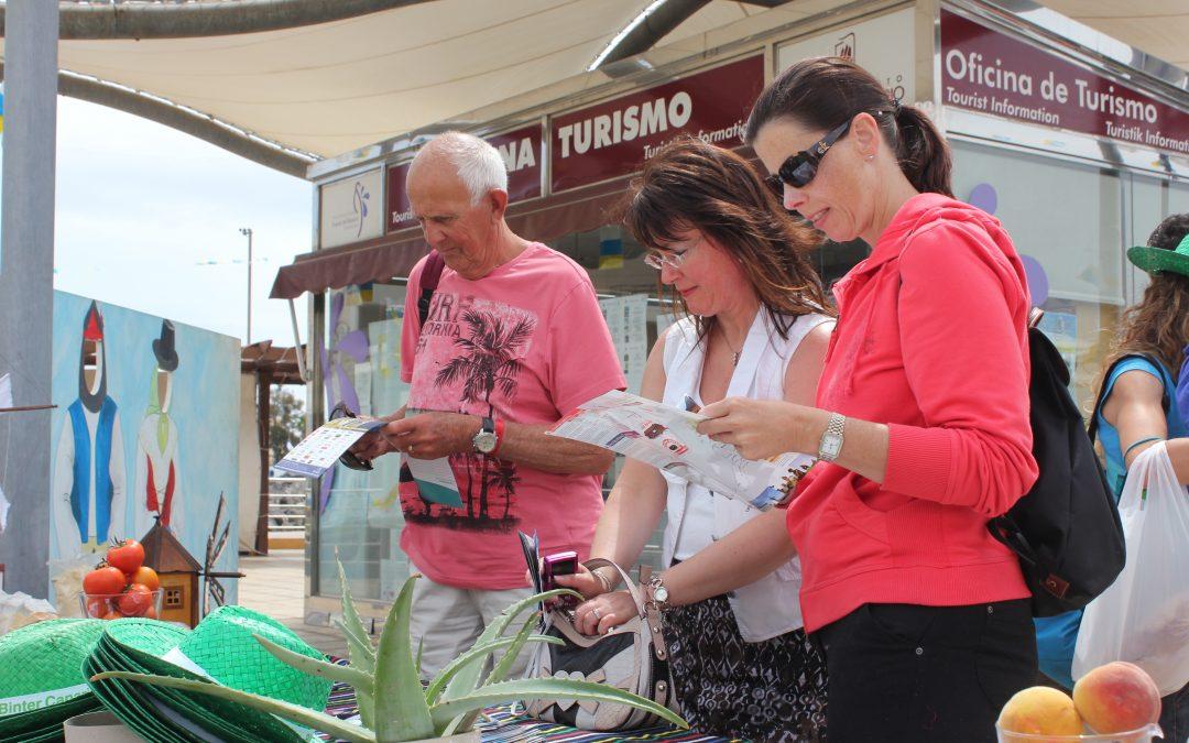 La Oficina de Turismo municipal duplica sus visitas en un año