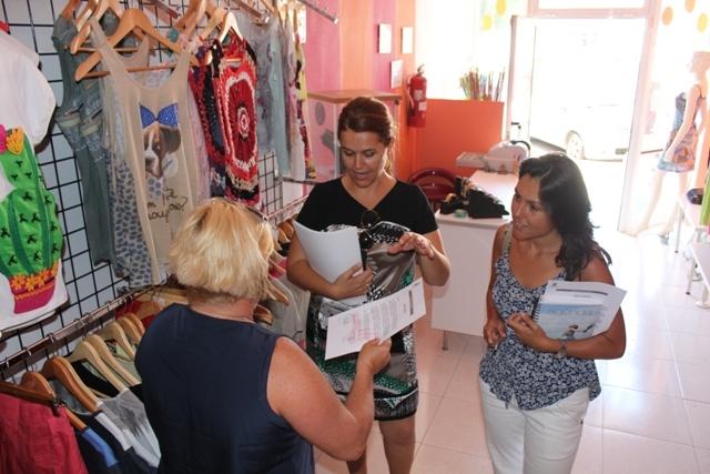 Importante reunión con los comerciantes de Puerto del Rosario