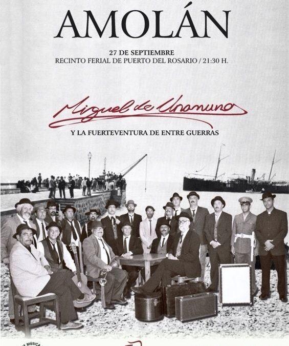 «Amolán», la gran cita de este sábado en las fiestas capitalinas