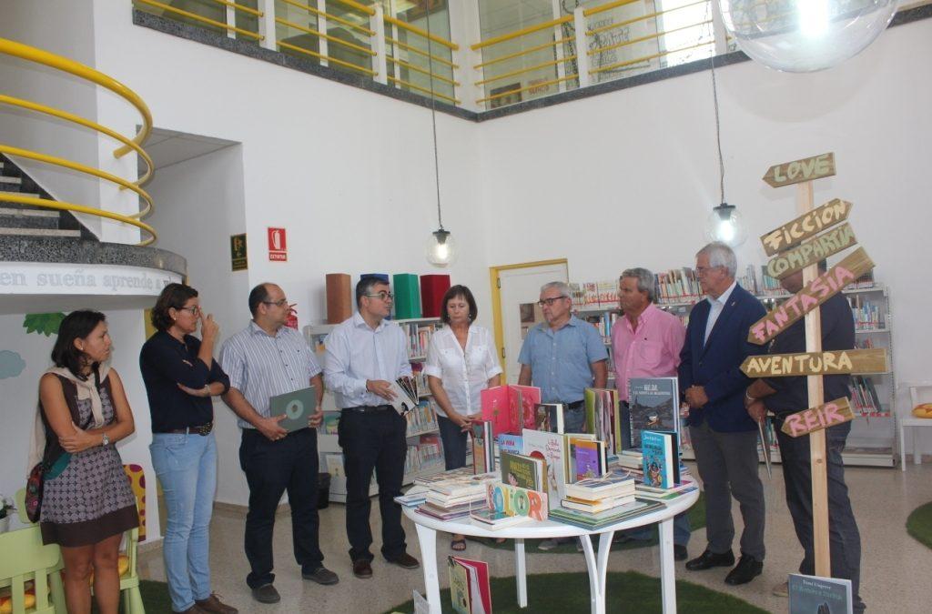 Biblioteca premiada y con las mejores condiciones para los usuarios