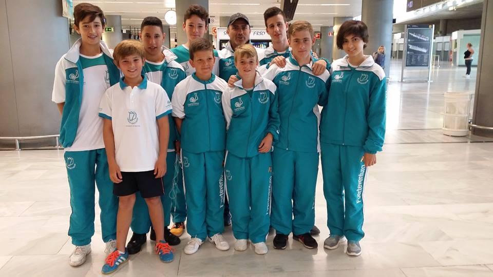Reconocimiento a los judokas del Club portuense C.D. Herbania