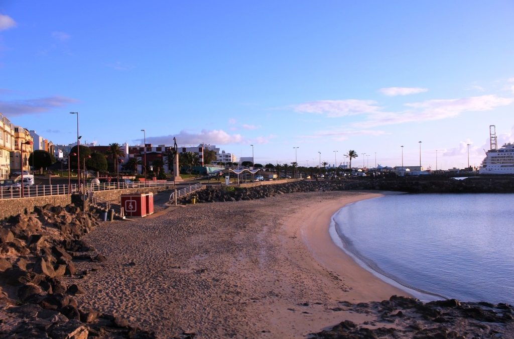 Las playas del municipio con más control sanitario de sus aguas
