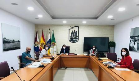 El Ayuntamiento alcanza un preacuerdo con trabajadores municipales en el que se recogen sus principales aspiraciones en el presupuesto 2021