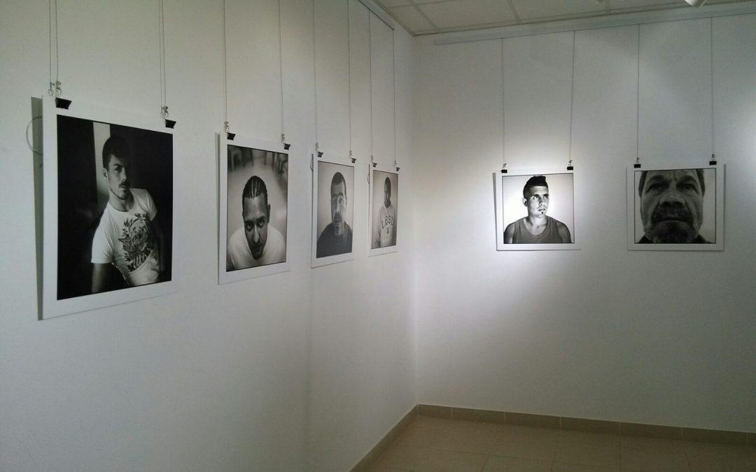 Exposición de los internos del Centro Penitenciario de Tahíche