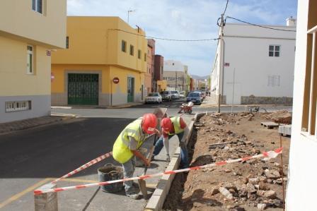 EL PLAN DE ACERAS MUNICIPAL LLEGA A LOS 60 Km