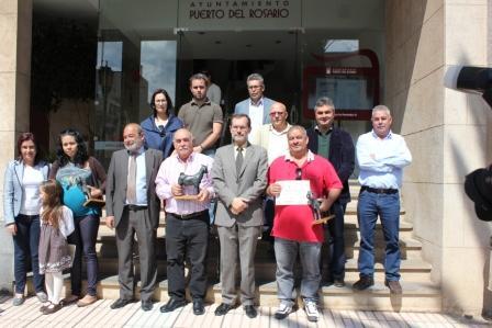 DOMINGO ARAYA, EL C.D. HERBANIA Y VIVERES MAHEY, PREMIOS BAIFO 2012