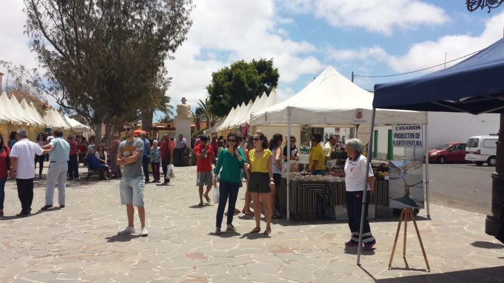 Este domingo, 08 de marzo, nueva cita con el Mercado Artesanal de Tetir
