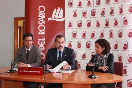 EL AYUNTAMIENTO DE PUERTO DEL ROSARIO Y LA COMPAÑÍA ELÉCTRICA ENDESA SUSCRIBEN UN CONVENIO PARA EL DESARROLLO DE UN PROYECTO SOCIO CULTURAL EN EL BARRIO DEL CHARCO.