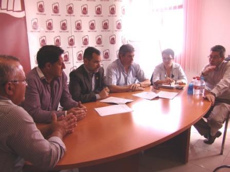 LOS ALCALDES MAJOREROS TRABAJAN CONJUNTAMENTE EN DISTINTAS INICIATIVAS DE REACTIVACIÓN SOCIOECONÓMICA DE LOS AYUNTAMIENTOS DE LA ISLA