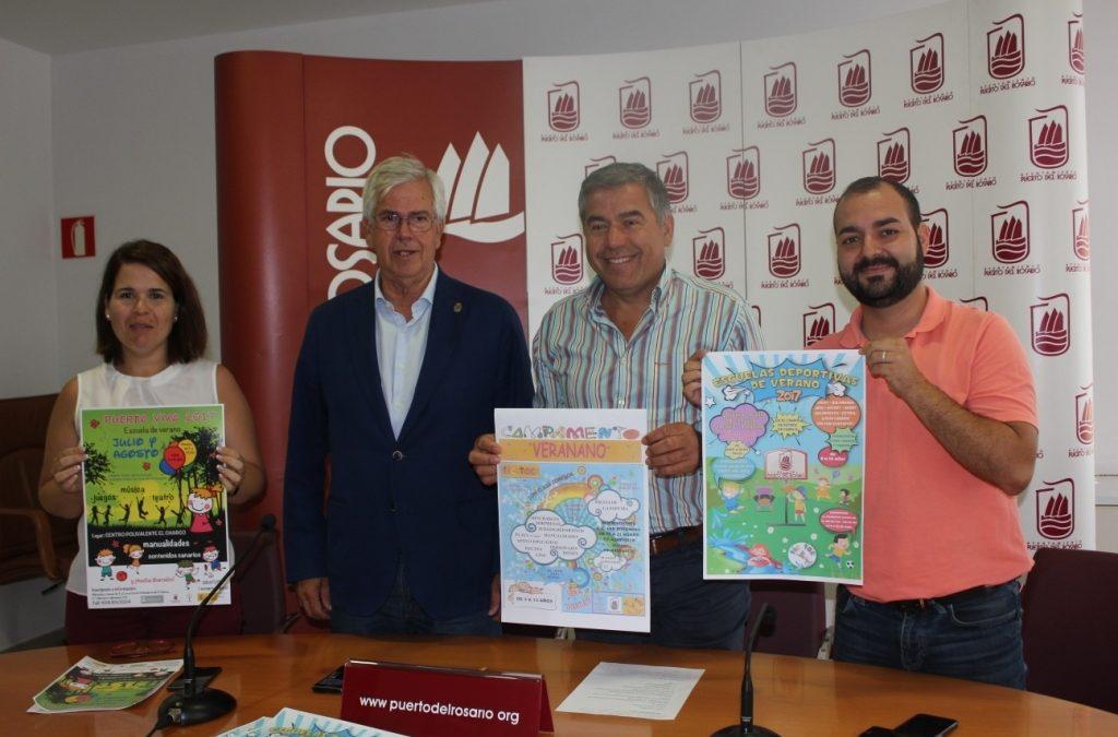 El Ayuntamiento oferta 750 plazas en sus campamentos de verano