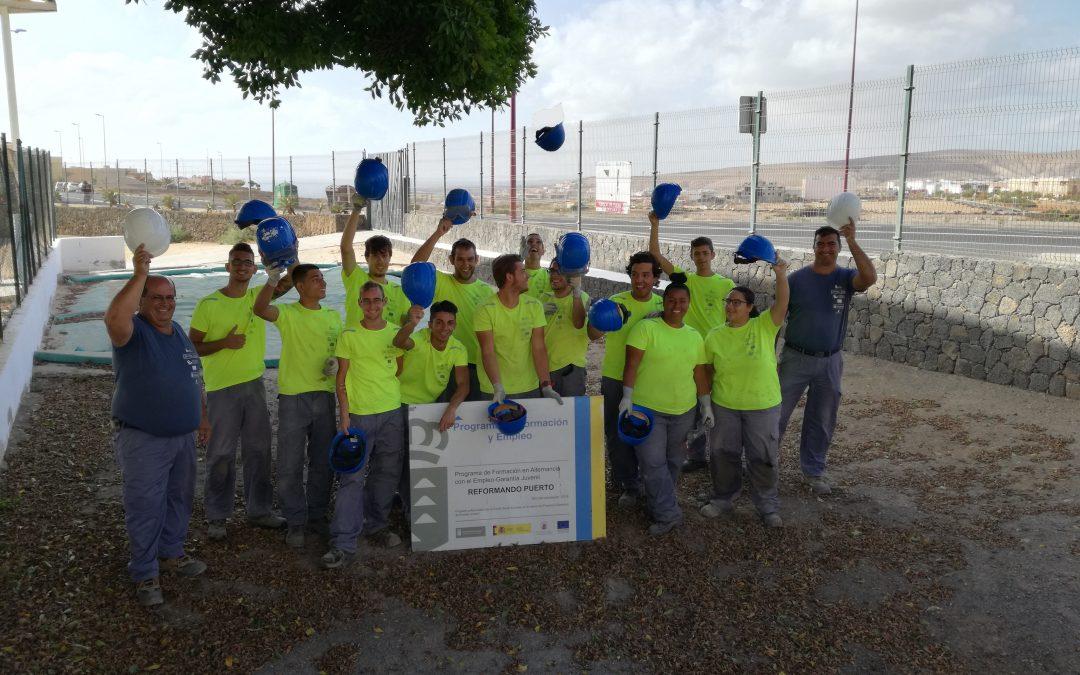 Reconocimiento a los alumnos del PFAE » Reformando Puerto»