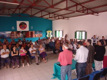 150 MAYORES DAN EJEMPLO DE SALUD E INTEGRACIÓN EN LA V EDICIÓN DE «ALLANANDO EL CAMINO»