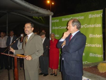 EL PARQUE ESCULTÓRICO DE LA CAPITAL PRESENTA A SU NUEVO MIEMBRO
