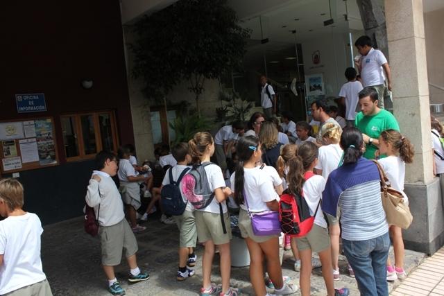 Ayudas escolares 2017-2018 en Puerto del Rosario