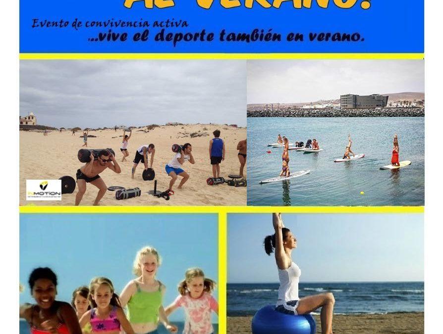 Engánchate al verano en la Playa de Los Pozos