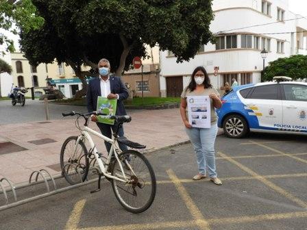 Puerto del Rosario se suma un año más a la Semana Europea de la Movilidad