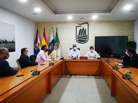 Pto. del Rosario trabaja en el desarrollo y modernización de los polígonos industriales