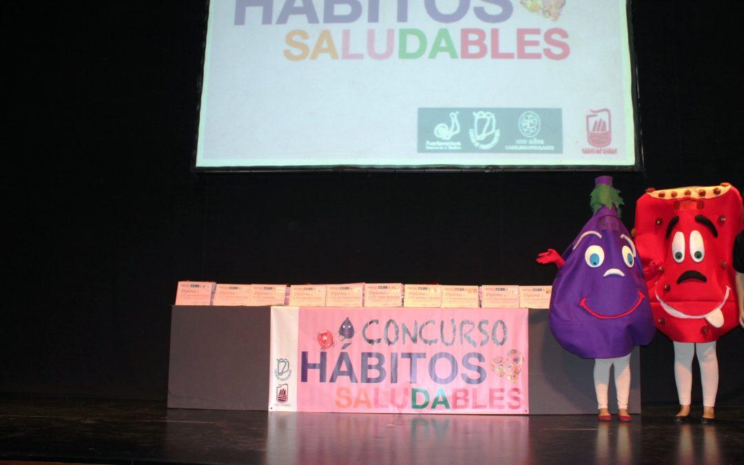 El Auditorio acogerá este martes, 16 de diciembre, los premios «Hábitos Saludables»