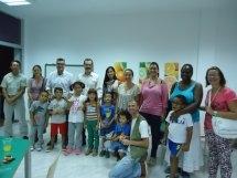 Clausura del programa de orientación familiar «Siembra»