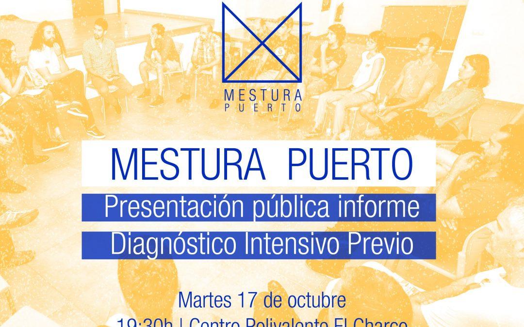 Presentación a la ciudadanía de los resultados del proyecto «Mestura Puerto»