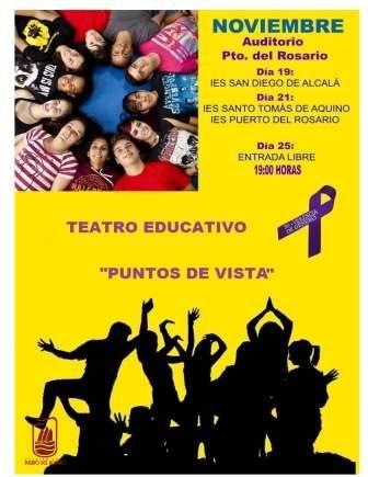 Teatro de Jovenes contra la Violencia de Género
